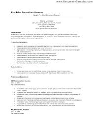 Junior New Home Sales Consultant Resume Model Sample