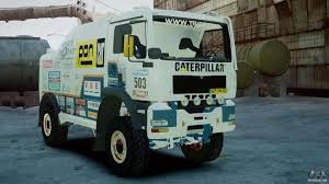 100 Gta 4 Trucks MAN TGA GINAF Dakar Race Truck For GTA
