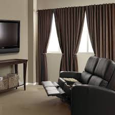 Living Room Curtains Kohls by Eclipse Absolute Zero Velvet Thermaback Blackout Home Theater