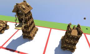 minecraft siege siege weapons pack 15 parts minecraft project