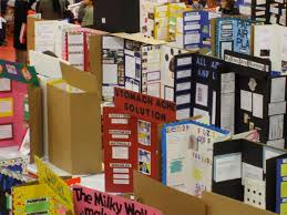 A Typical Science Fair Scene Photo By Flickr User RichardBowen
