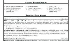 Emergency Room Job Description Er Nursing Resume Charge Nurse Sample Staff Database