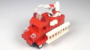 100 How To Build A Lego Fire Truck 001 Ing Instructions LEGO Classic