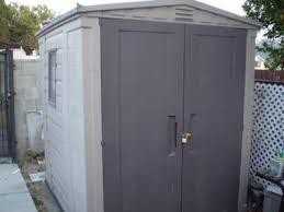 keter gemini storage shed 6 x 6 5