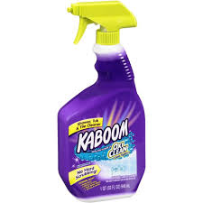 kaboom shower tub tile cleaner 32 oz