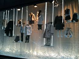 Shop Window Displays Selfridges Burberry Kids Fashion