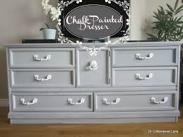 Best 25 Chalk painted dressers ideas on Pinterest