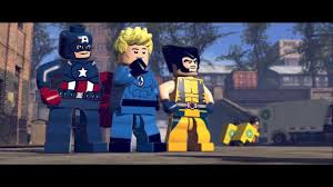 Lego Marvel That Sinking Feeling Minikit by Lego Marvel Super Heroes 100 Guide 7 Bifrosty Reception All