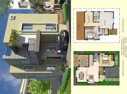 100 Duplex House Plans Indian Style Floor Unique Four Bedroom 3