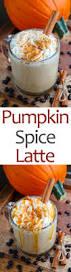 Nonfat Pumpkin Spice Latte Recipe by Pumpkin Spiced Latte On Closet Cooking