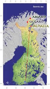 Northern Lights Holiday in Lapland Finland Asgard – Aurora