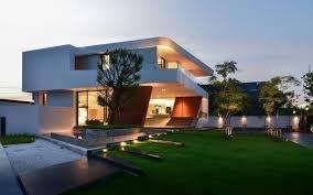 100 Thailand House Designs A49 Architects Waterfall Bangkok InsideHook