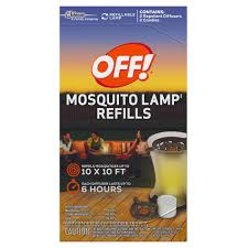 off mosquito l refill 2 pack 661249 the home depot