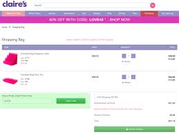 Promo Code For Claires / Best Buy Match Price Policy
