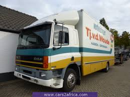 DAF 75 240 ATi 4x2 Bakwagen #62193 - Used, Available From Stock