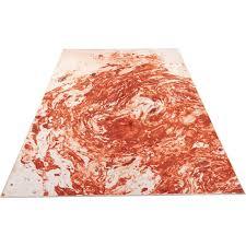 guido kretschmer home living teppich marble rechteckig 6 mm höhe aquarell design wohnzimmer
