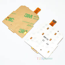 Nokia Mural 6750 Uk by Brand New Keypad Flex Cable Ribbon Membrane For Nokia E51 A 094
