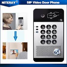 SIP Video Door Phone Video Intercom System Compatible With ... Buildingoffice Intercom System Rfid Door Access Control Wireless Gsm Gateway Voip Payphonevoip Buy Voip Cyberdata Voip Intercom Keypad Signal White Brands Cyberdata Network Card Pdf Users Manual Free Products Zenitel Netview Cctv Hikvision Dskh8301wt Station Monitor Camera Telephone With Relay For Office Ip Ethernet Pc To Gate Or Grid Connect Commend Sip Series 30 Systems 0114 Outdoor Ip65rated Poe Video With Door Phone Picture More Detailed About Tcp Emergency Call Box Cisco Singwireenabled