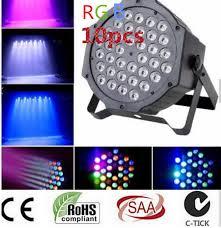 Aliexpress Buy 36 RGB LED Par Can Stage Light Disco DJ Bar