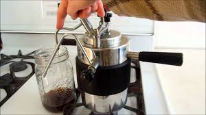 How To Use Vesuvio Stovetop Espresso Maker Cappuccino