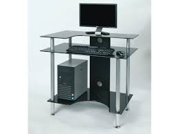 Under Desk Filing Cabinet Nz by Glass Computer Desk Corner Glass Computer Desk New Zealand