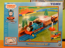 Thomas The Train Tidmouth Sheds Playset by Image Thomas Medium Set 1 Jpg Thomas And Friends Trackmaster