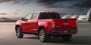 2017 GMC Canyon Denali Puts Lux In A Small Truck » AutoGuide.com News