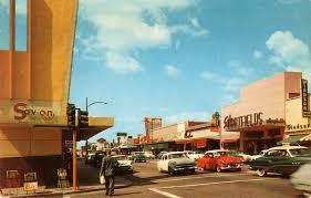 Halloween Town Burbank Ca by San Fernando Road Burbank California 1950 U0027s San Fernando Valley