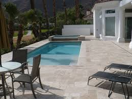 cafe light versailles pattern landscape paver pool patio project