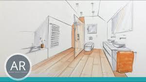 bäder skizzieren bad design skizzen innenarchitektur zeichnungen mappenkurs innenarchitektur