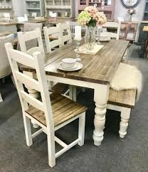 Chunky FARMHOUSE TABLE With 5 Ladder Chairs & Bench NEW Rustic 6ft ... Farmhouse Table Emmworks Brand New Shaker Bench Set With Refurbished Farmhouse Chairs Monika S Custom Rustic And Chair Order Trestle Barn Wood Xstyle Legs Benches Etsy Glenview Ding 4 Side Chairs At Gardnerwhite Painted With Black Color Paired And Classic Fan Ecustomfinishes 34 Off Wayfair Urban Outfitters Farm 7ft Pedestal Long Metal Fruitwood Farm Chair Houston Tx Event Rentals Bolanburg 6 Piece Rectangular