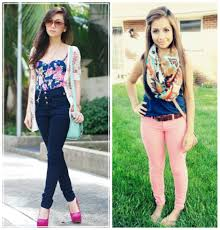 Holidays And Vacation Fashion For Teen Girls