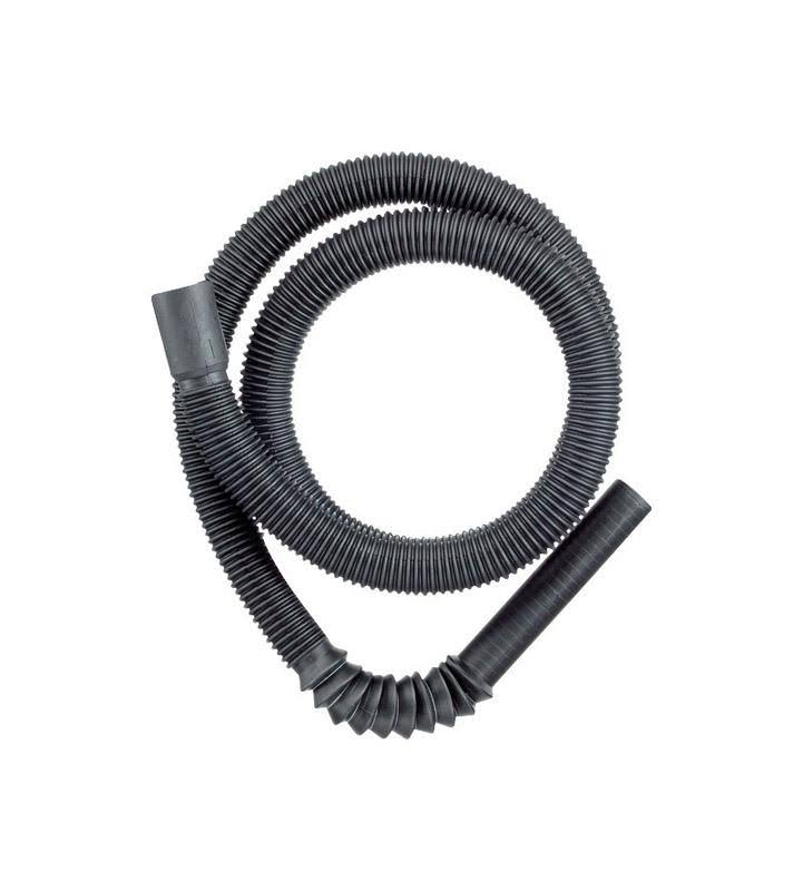 Plumb Pak Corrugated Plastic Washing Machine Discharge Hose - Black, 70""