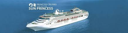 Star Princess Baja Deck Plan by Sun Princess Cruise Ship 2017 And 2018 Sun Princess Destinations