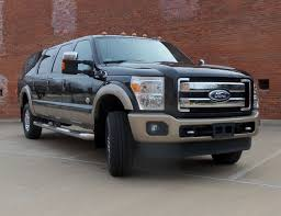 2012 Ford Excursion King Ranch