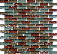 Red Glass Tile Backsplash Pictures by Red Glass Mosaic Tile Backsplash My Homedsgnaa