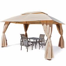 Outdoor Home 10' X 13' Backyard Garden Awnings Patio Gazebo Canopy ... 126 Best Awnings By Hudson Awning Sign Images On Pinterest New Awnings New Look For Cartiers 69th Street And Madison Our Range The Original Victorian Company Cbell Furnishing Life Media Black White Striped Pergola Canopy Gazebos Canopies Replacement 10 X 12 Curved Glass Front Door Ipirations Uk Porch Fiberglass Award Leisure Residential Window Keep Your House 25 Cooler Designed Mninews N55 Llaza Consumidores Regency Proflame Remote Operation And Battery Change Youtube Hot Deck Products Copy Home Media