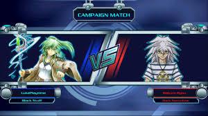 yugioh bakura character deck yu gi oh duel generation gameplay caign stage 4 2 vs bakura