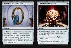 artifact deck mtg 2017 magic the gathering adventures commander 2017 review artifacts
