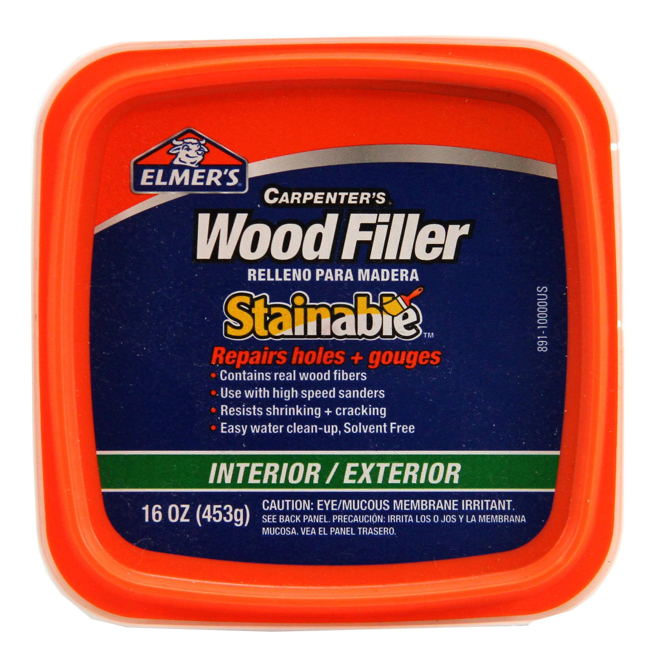 Elmer's Products Stainable Wood Filler - 1 Pint