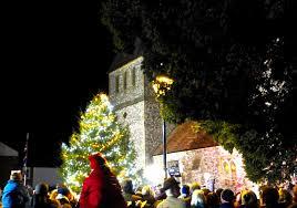 Christmas Tree Cataract Images by Herry U0027s Journal Stockbridge Christmas Evening 2016