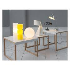 Fillable Glass Table Lamp Uk by Glass Table Lamp Set Of 2 Castine Mercury Glass Table Lamps With
