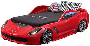 step2 corvette z06 toddler to twin bed toys r us