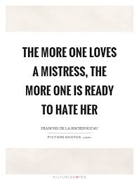138 Mistress Quotes By QuoteSurf