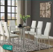 Limited Time Offer Beautiful Dining Table With 4 Chairs For Your Home Imagine This And In Furniture Kissimmee FL