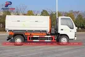 100 Isuzu Mini Truck Hooklift Garbage