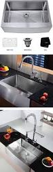 Rohl Fireclay Sink Cleaning by Apron Front Farmhouse Kitchen Sinks From Kohler American