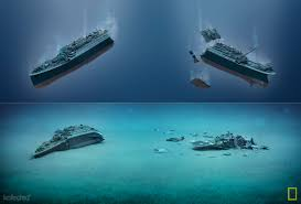 Sinking Of The Britannic Youtube by Titanic 100 Years Kollected História Pinterest Titanic