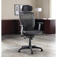 Tempurpedic Desk Chair Amazon by Amazon Com Lorell Executive High Back Chair Mesh Fabric 28 1 2