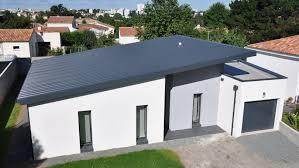 bac a avec toit maison avec toiture bac acier segu maison
